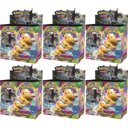 Pokemon - SWSH4 Vivid Voltage - Booster Case (6 Displays)