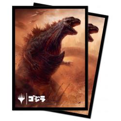 Ultra Pro - Ikoria 100 Sleeves - Godzilla, Doom Inevitable