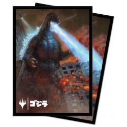 Ultra Pro - Ikoria 100 Sleeves - Godzilla, King of the Monsters