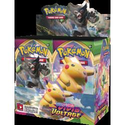 Pokemon - SWSH4 Voltage Éclatant - Boîte de Boosters - DE LIVRAISON TARDIVE