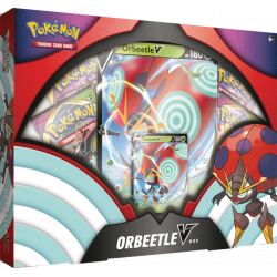 Pokemon - Orbeetle V Box