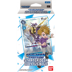 Digimon Card Game - Starter Deck - Cocytus Blue ST-2