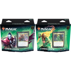 Zendikar Rising - Commander Decks Set (2 Decks)