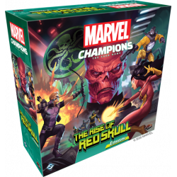 Marvel Champions - The Rise of Red Skull