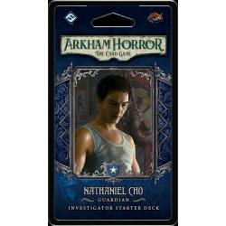 Arkham Horror - Investigator Deck - Nathaniel Cho