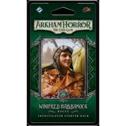 Arkham Horror - Investigator Deck - Winifred Habbamock