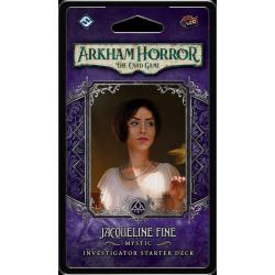 Arkham Horror - Investigator Deck - Jacqueline Fine
