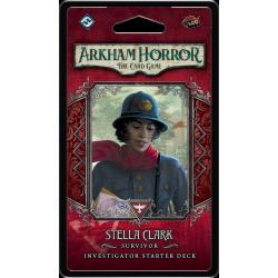 Arkham Horror - Investigator Deck - Stella Clark