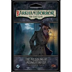 Barkham Horror - Scenario Pack - The Meddling of Meowlathotep
