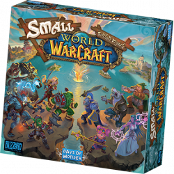 Small World of Warcraft - SLIGHTLY DAMAGED