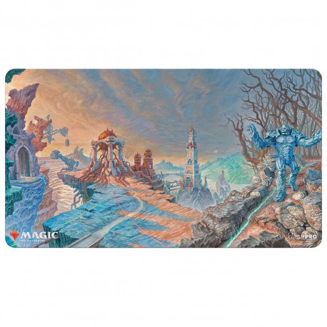 Ultra Pro - Double Masters Playmat - Urza Lands