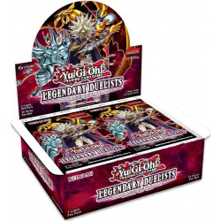 Yu-Gi-Oh! - Legendary Duelists: Rage of Ra (Unlimited Reprint) - Booster Display