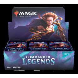Commander Legends - Draft Booster Box