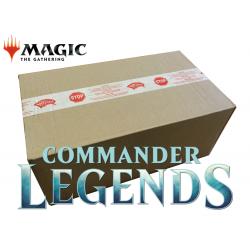 Commander Légendes - 6x Boîte de Boosters de Draft (Case)