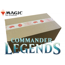 Commander Legends - 6x Draft Booster Box (Case)