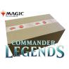 Commander Legends - 6x Draft Booster Box (Case)