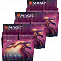 Commander Legends - 3x Collector Booster Box