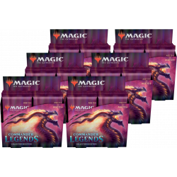 Commander Legends - 6x Collector Booster Box (Case)