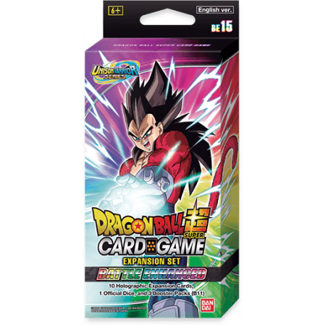 Dragon Ball Super - Expansion Set 15 - Battle Enhanced
