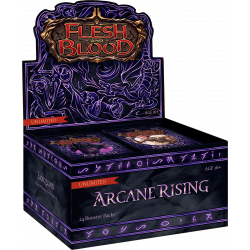 Flesh and Blood TCG - Arcane Rising - Unlimited Booster Display