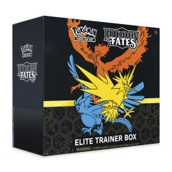 Pokemon - Hidden Fates - Elite Trainer Box (Reprint)