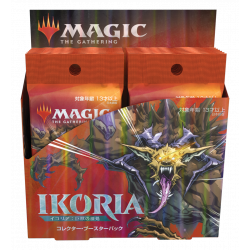 Ikoria : la terre des béhémoths - Boîte de Boosters Collectors - Japonais