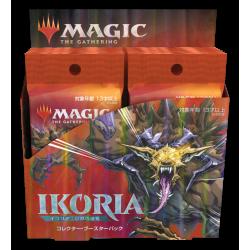 Ikoria: Terra dei Behemoths - Confezione di Collector Booster - Giapponese