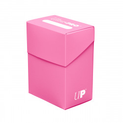 Ultra Pro - Deck Box - Bright Pink