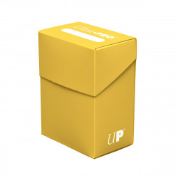 Ultra Pro - Deck Box - Yellow