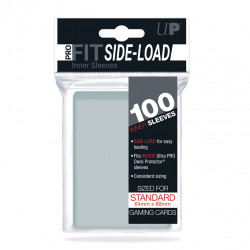 Ultra Pro - Pro-Fit Side Load Standard, 100ct