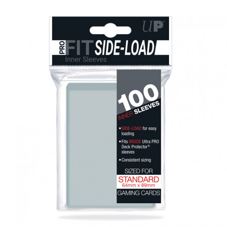 Ultra Pro - Pro-Fit Side Load Standard, 100ct