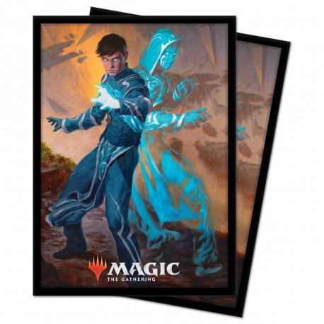 Ultra Pro - Zendikar Rising 100 Sleeves - Jace, Mirror Mage