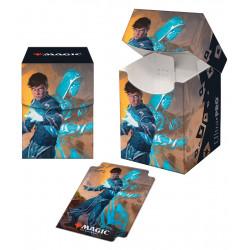 Ultra Pro - Zendikar Rising Deck Box - Jace, Mirror Mage