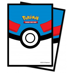 Ultra Pro - Pokémon 65 Sleeves - Great Ball