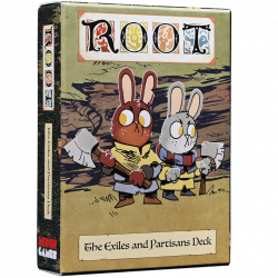 Root - The Exiles and Partisans Deck