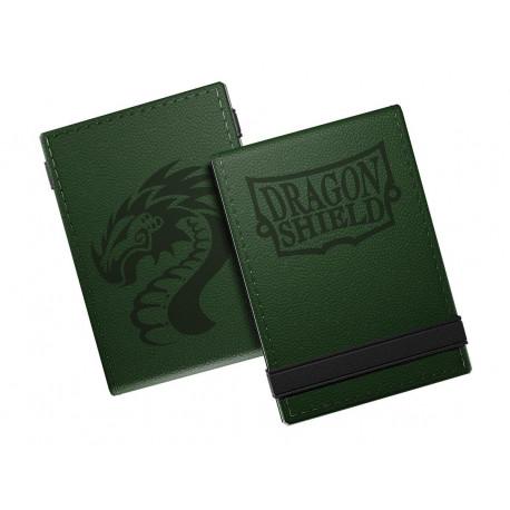 Dragon Shield - Life Ledger - Forest Green