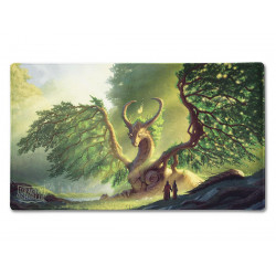 Dragon Shield - Limited Edition Playmat - Lime 'Laima'