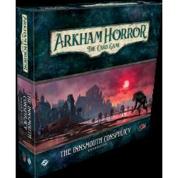 Horreur à Arkham - Extension Deluxe - La Conspiration d'Innsmouth