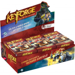 KeyForge - L'Appel des Archontes - Display Deck Archonte (12x Decks)