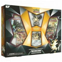 Pokemon - Collection avec figurine Necrozma Crinière du Couchant