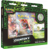 Pokemon - SWSH3.5 Champion's Path - Turffield Gym Pin Collection