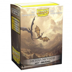 Dragon Shield - Art 100 Sleeves - Among The Sierra Nevada