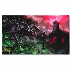 Dragon Shield - Limited Edition Playmat - Halloween Dragon 2020