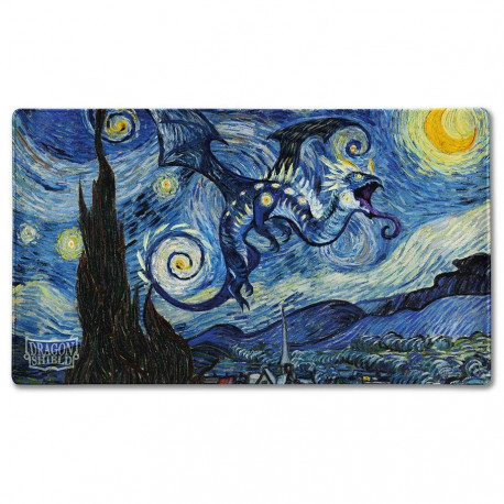 Dragon Shield - Limited Edition Playmat - Starry Night
