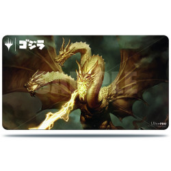 Ultra Pro - Ikoria Playmat - Ghidorah, King of the Cosmos