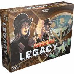 Pandemic Legacy - Season 0