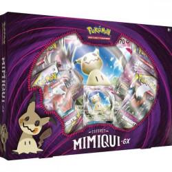Pokemon - Coffret Mimiqui-GX
