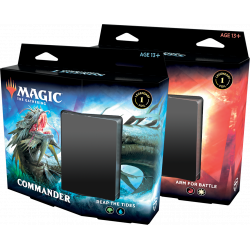 Commander Legends - Commander Decks Set (2 Decks)