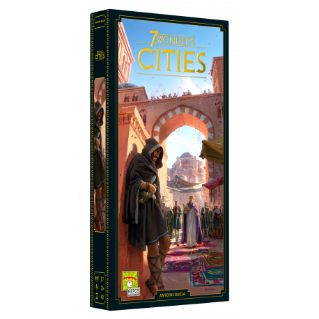 7 Wonders - Cities (New Edition)