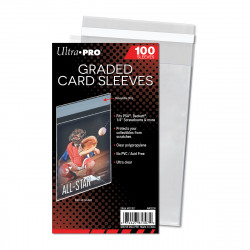 Ultra Pro - Graded Card Sleeves Resealable